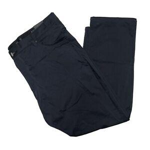 Nike Flex 5 Pocket Slim Fit Golf Pants 40x30 891924-010 Black