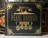 PEARL HARBOR - Easton Press - Arroyo - LARGER BOOK - SCARCE! - SEALED w/BOX