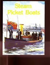 STEAM PICKET BOATS & OTHER SMALL STEAM CRAFT OF THE ROYAL NAVY  HB/DJ VG