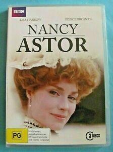 NANCY ASTOR DVD BBC Miniseries Region 4