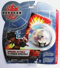 Bakugan Battle Brawlers PREYAS White Special Attack DARKUS Power Change New USA