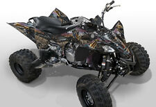 Yamaha YFZ 450R Graphics (2009-2013) Zombie Outlaw Splatter by Invision