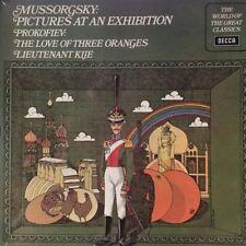 Mussorgsky: Pictures At An Exhibition / Prokofiev : Lieutenant Kije