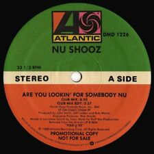 Nu Shooz ‎– Are You Lookin' For Somebody Nu ( VINYL 1988 )  PROMO