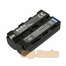 Camera Battery For CN-126 LED Video Light Sony NPF550 Battery