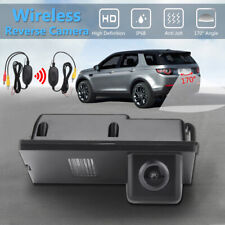 Wireless Car Reverse Rear View Camera For Land Rover Discovery 3 4 Freelander 2