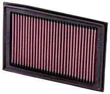 K&N cleanable performance air filter Kawasaki Ninja 300R LAMS 2013-2017