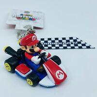 MARIO KART Figure Keychain Super Nintendo World UNIVERSAL STUDIOS JAPAN Bros USJ