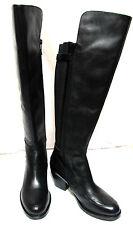 sz 38 / 7 TS TAKING SHAPE Precision Long Boots leather wide calf sexy NIB $280