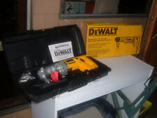 DEWALT DW120K HEAVY DUTY RIGHT ANGLE DRILL KIT BRAND NEW