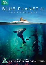 Blue Planet II Season Series 2 Two DVD David Attenborough BBC R4 New