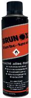 Brunox Turbo-Spray - Öl Schmiermittel Kriechöl Rostlöser Kettenöl - 400 ml
