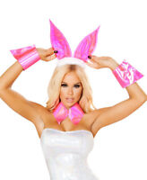 Pink Bunny Accessories - Roma Costume 4829