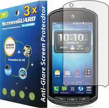 3x Anti-Glare Matte LCD Screen Protector Guard Cover For Kyocera DuraForce E6560