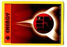 POKEMON BASE English SHADOWLESS CARD N°  97/102 FIGHTING ENERGY