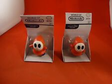 World of Nintendo Shy Guy from Super Mario Bros 2 Shyguy Figurines Jakks Pacific