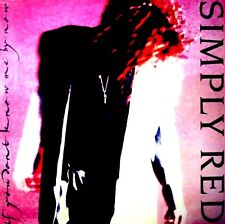 """12"""" - Simply Red - If You Don't Know Me By Now (SOULPOP) NUEVO,MINT,OYELO,LISTEN"""