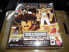 NEW Saint Cloth EX Pegasus Seiya Kurumada Masami 40th Anniversary Bandai JAPAN
