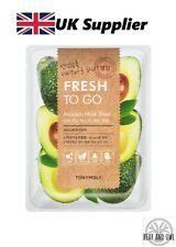Fresh To Go Mask Sheet - AVOCADO by TonyMoly [UK Supplier]