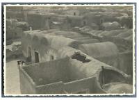 Algérie, Guemar (El Oued) (ﻗﻤﺎر) Vintage silver print Tirage argentique  9x