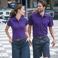 Henbury Stretch Pique Polo Shirt Slim Fitting Style Men Fashion Wear T-shirt New