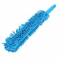 1X(Car Wash Brush Flexible 16 inch Long Superfine Fiber Alloy Wheel Cleaner VC1
