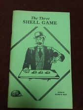The Three Shell Game - Ralph W. Read