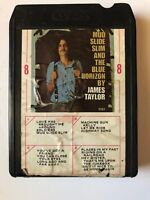 James Taylor - Mud Slide Slim And The Blue Horizon Ampex 8 Track Tape Tested C
