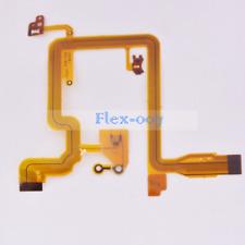 Pantalla LCD pantalla Flexband cable flex canon hv20 hv30 hv40 video de reparación
