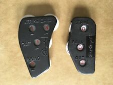 Lot of 2 VTG MacGregor & Champion Umpire Strike Ball Out Pitch Counters Baseball