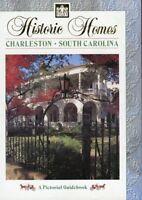 South Carolina History - Charleston Historic Homes Guidebook - Softcover 1993