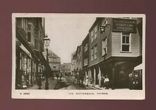 Devon TOTNES The Butterwalk WH Smith used 1915 RP PPC by Kingsway