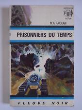 """FLEUVE NOIR ANTICIPATION N°414 -  M.A. RAYJEAN """"PRISONNIERS DU TEMPS"""""""
