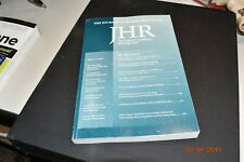 NEW  Journal of Human Resources JHR Volume 54 Number 1 Winter 2019