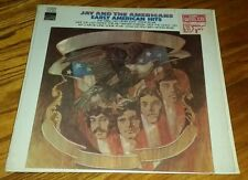 Jay and the Americans Early American Hits LP Sunset stereo IN SHRINK WRAP woolco