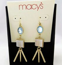 Macy's DELILAH Earring Set   Msrp $34.00 *NEW WITH TAG *