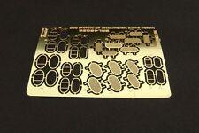 Brengun Models 1/48 BRITISH INTAKE GUARDS AIR INTAKE MESH Photo Etch Set