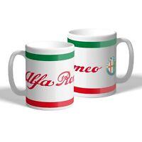 Alfa Romeo Mug Car Motorbike Mechanic Tea Coffee Mug Car Gift