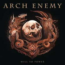 ARCH ENEMY - WILL TO POWER - NEW CD ALBUM