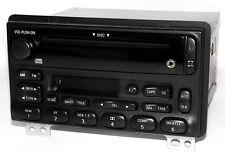 Mercury Ford 2001-05 Radio AMFM CS CD Player w Upgraded Aux Input 2L2T-18C868-DA