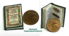 1208# Engl. Miniatur Nostalgie Backbuch - Puppenhaus - Puppenstube - M1zu12
