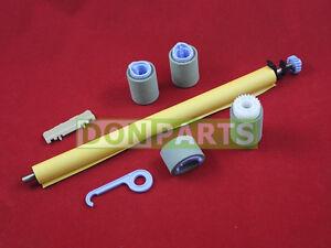 Maintenance Roller Kit for HP LaserJet 4200 4250 4300 4350 4345 6pcs w/ Manual