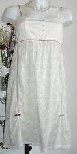 Vive Maria Tunika Kleid dress L40 Orientel dream negligé nightdress beige creme