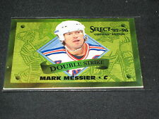 MARK MESSIER RANGERS STAR GENUINE AUTHENTIC LIMITED EDITION HOCKEY CARD /903