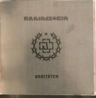 "RAMMSTEIN: ""Raritaten"" (RARE CD)"