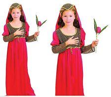 Mädchen-Kostüme & -Verkleidungen aus Polyester mit Prinzessin -