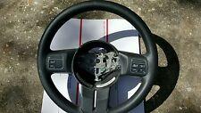 11-16 Jeep wrangler steering wheel oem (Black)