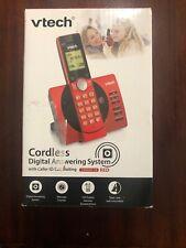 VTech Cordless Digital Answering System CS6929-16 Red