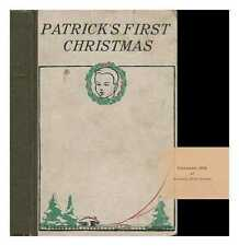 Patrick's First Christmas, and Other Stories for Children, by Margarete Lenk
