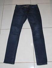 Womens size 9 stretch skinny leg denim jeans made by JEANSWEST